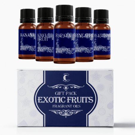 Exotic Fruits aroomiõlide komplekt