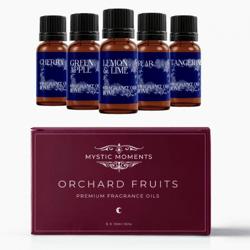 Orchard Fruits tuoksuöljysetti