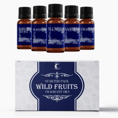 Wild Fruits aroomiõlide komplekt