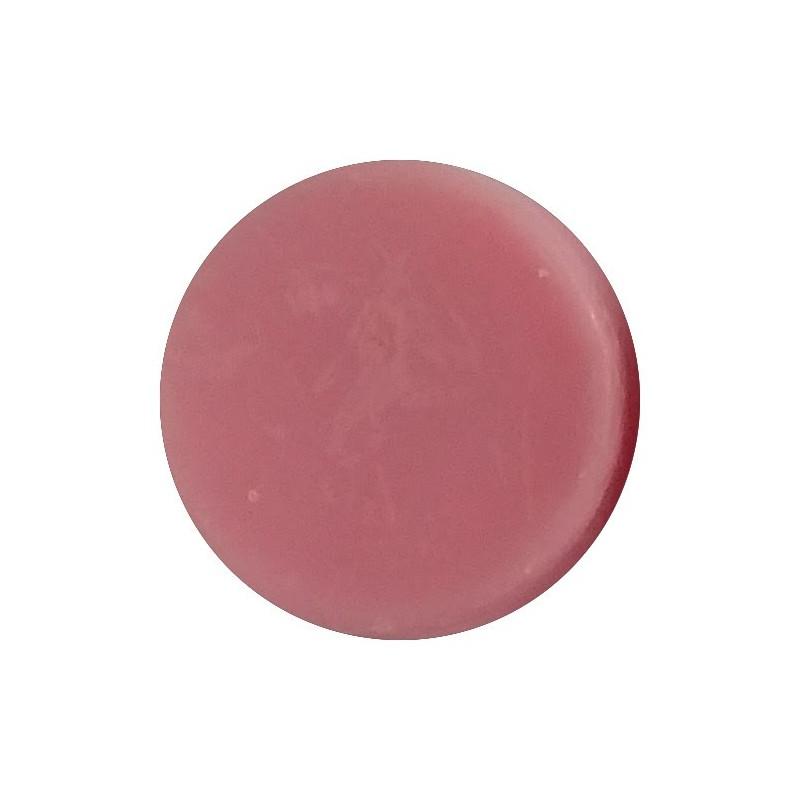 Roosa värv sojavahale
