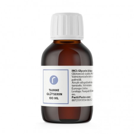 Glyseriini 100 ml