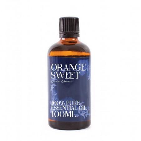 Makea appelsiini eteerinen öljy 100 ml