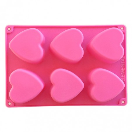 Silikoonvorm 6 südant