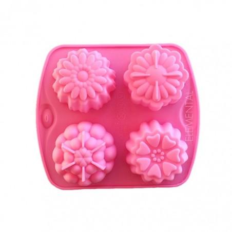 Silikoonvorm lilleringid