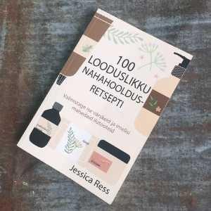 Eestikeelsed kosmeetika valmistamise raamatud